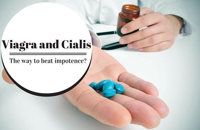 viagra and cialis, can they beat impotence