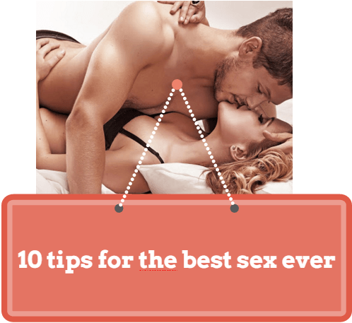 10 tips for the best sex ever