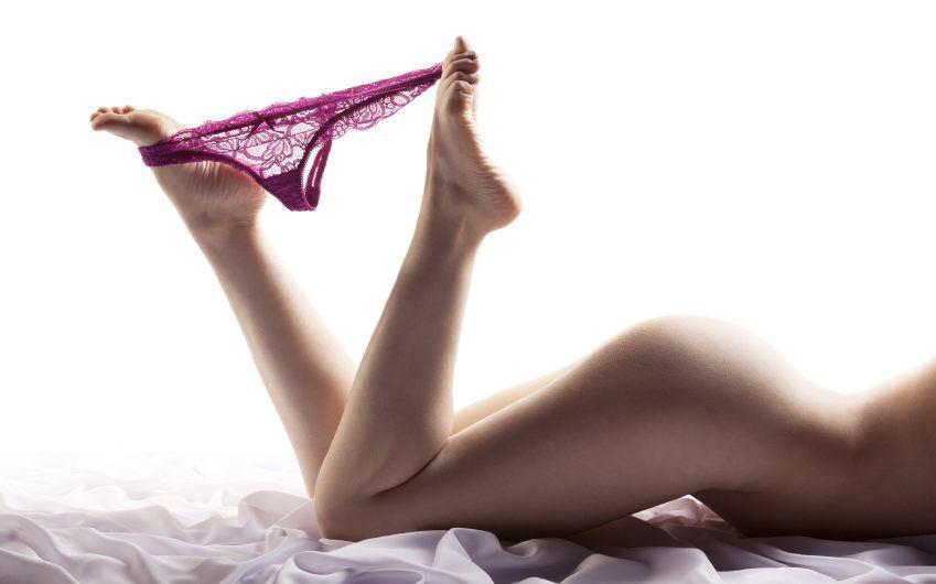 woman enjoying anal sex