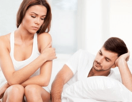 premature ejaculation can be caused by relationship issues