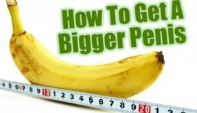 how to get a bigger penis